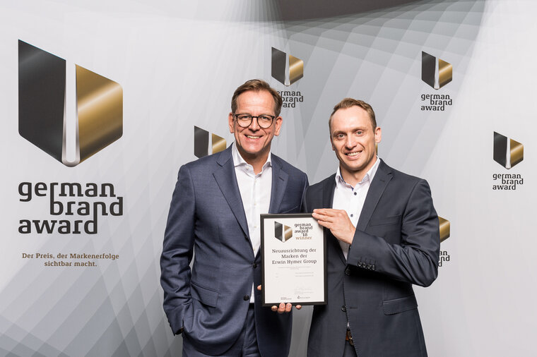 Gewinner German Brand Award 2018
